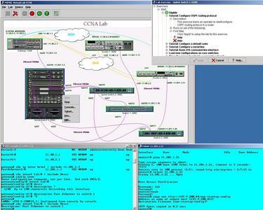 Virtual Lab CCNA